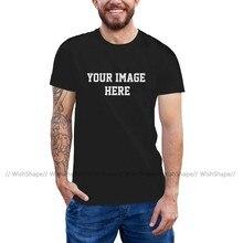 Twój wizerunek-niestandardowy T-Shirt