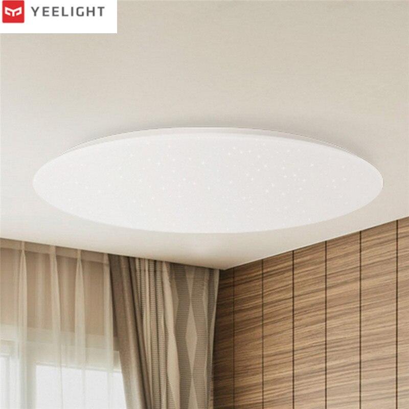 Yeelight JIAOYUE YLXD05YL Ra95 480 LED Ceiling Light Smart APP WiFi Blue Tooths Control AC220-240V Adjustable APP Lantern