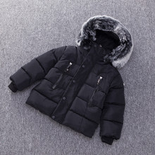 2019 NewFashion Autumn Winter Jacket For Boys Children Jacket Kids Hooded Warm Outerwear Coat For Boy Clothes 2-7 Year Baby Boys fashion autumn winter jacket for boys children jacket kids hooded warm outerwear coat for boy clothes 2 10 year baby boys jacket