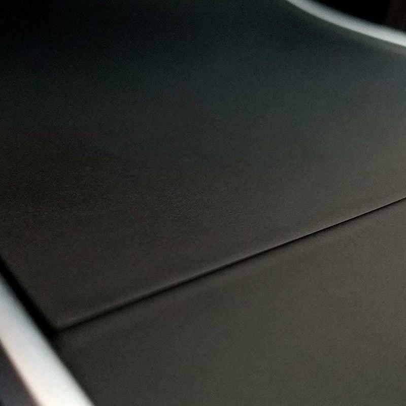 For Tesla Model 3 Car Stickers Wraps Cover Decorations Accessories Matte Black