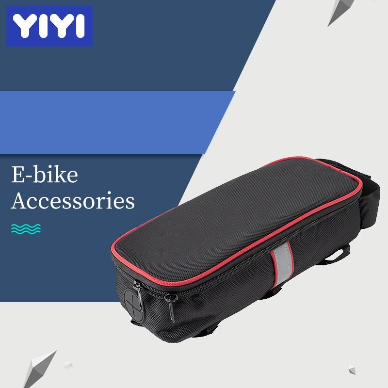 Yiyi bicicleta elétrica acessórios saco controlador à prova dwaterproof água para ciclismo kit de conversão peças de grande capacidade e-bike controlador caso