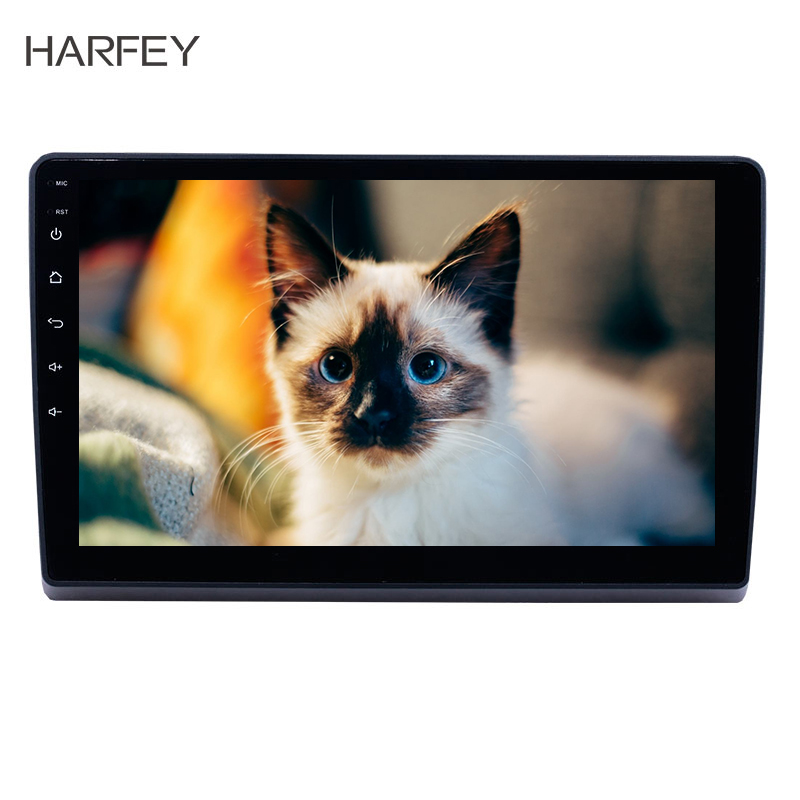 Harfey 10.1 inch car <font><b>GPS</b></font> Radio for <font><b>Ford</b></font> New <font><b>Transit</b></font> 2009 2010 2011-2019 Android 8.1 support Carplay SWC Car Multimedia player image