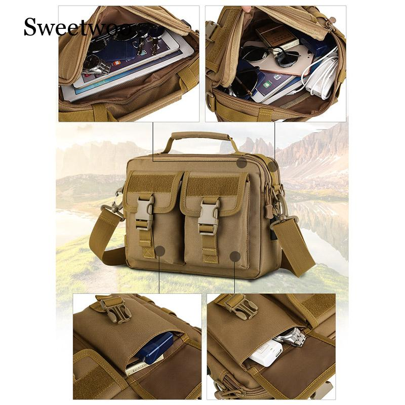Outdoor Army Rucksack Camping Bags Trekking Men Women Tactical Shoulder Camouflage Military Traveling Commute Handbag in Gym Bags from Sports Entertainment