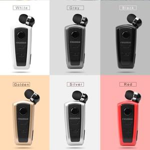Image 2 - Fineblue F910 سماعة لاسلكية تعمل بالبلوتوث سماعة يدوي ستيريو بلوتوث سماعات كليب مع ميكروفون الهاتف تذكير رقمية للهاتف