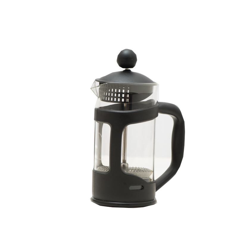 Household Tea Making And Coffee Making Equipment With Filter Pressure Net