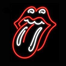 Custom Rolling Stonesแก้วNeon Light Sign