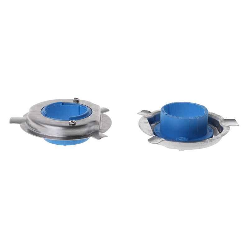 2 Buah Kendaraan Mobil LED Headlight Bulb Base Adaptor Soket Dudukan 880/HB4/HB3/H11/H7/H4/H3/H1 untuk Mobil Halogen Lampu Depan