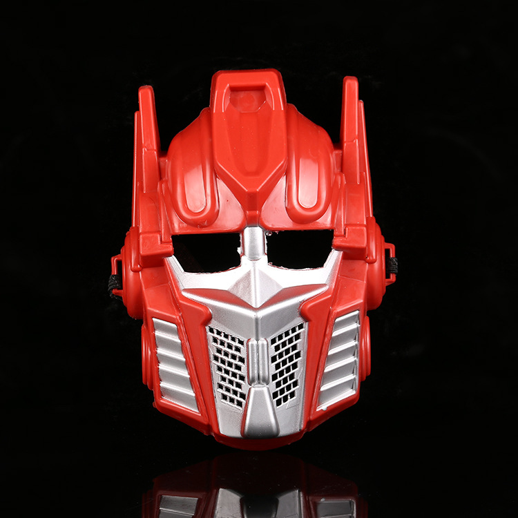 Movie Theme Mask Color Transformers Mask CHILDREN'S Toy Mask Birthday Holiday Gifts