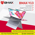 BMAX Y13 360 ° Ноутбук 13,3 дюймов Тетрадь Windows 10 8 Гб LPDDR4 256GB SSD 1920*1080 IPS Intel N4120 сенсорный экран Ноутбуки