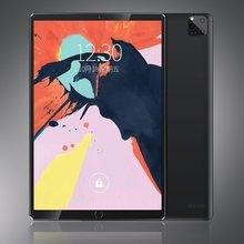 2021 tela de alta qualidade da tabuleta 10.1 polegadas 6g + 128g wifi tablet duplo sim bluetooth wifi 4g chamada jogo móvel tablet