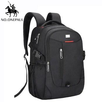 กระเป๋าเป้สะพายหลัง ยี่ห้อ NO.ONEPAUL กระเป๋าผู้ชาย จัดส่งฟรี