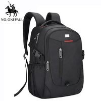 NO.ONEPAUL luxe célèbre marque sacs pour hommes école vie quotidienne sac à dos loisirs voyage sac à dos hommes sacs mignon fille livraison gratuite