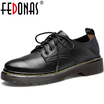 FEDONAS Women Cow Leather Patent Leather Pumps Party Casual Spring Autumn New Cross-Tied Shoes Butterfly Knot Shoes Woman