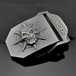 Для мужчин Тактический пряжка на ремешке NOS логотип сплава подходит для Военная Униформа холст тела Ширина 3.8 см дизайнер высокого качества