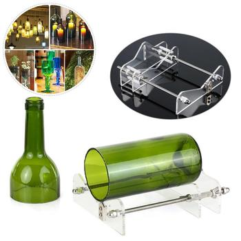 DIY glass bottle cutter tool professional for bottles cutting glass bottle-cutter cut tools machine Wine Beer with Screwdriver wholesale glass bottle cutter 3 sets lot bottle diy professional tools