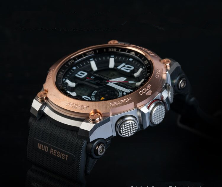 GG-1000 Stainless Steel Watch Bezel For Refine Select Colors