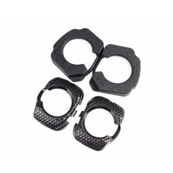 Bicycle Pair Pedals Cleats Protection Cover For Speedplay Zero J&L Sporting image