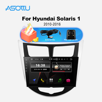 Asottu HY302 Android 9.0 PX30 car multimedia player for Hyundai Solaris Verna Accent car headunit radio navigation car dvd
