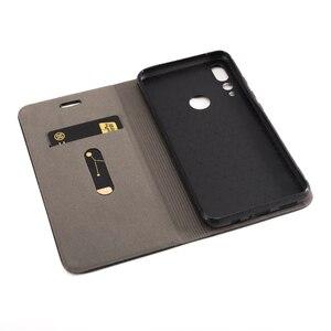 Чехол-Кошелек из искусственной кожи для телефона Umidigi A5 Pro, чехол-книжка для Umidigi A5 Pro, деловой чехол, Мягкая силиконовая задняя крышка из ТПУ