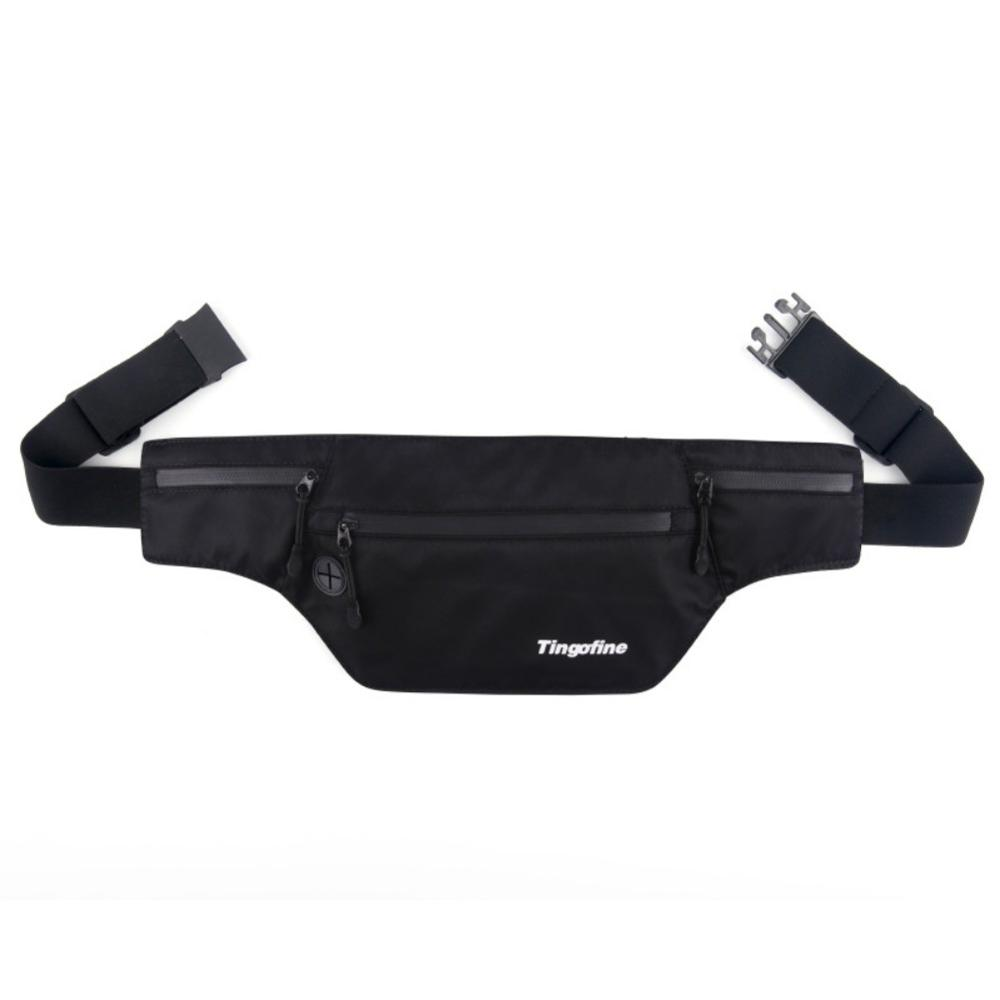 New Fashion Concise Outdoor Ultra-thin Sports Belt RFID Waterproof Mobile Phone Bag Waist Pack Chest Bag