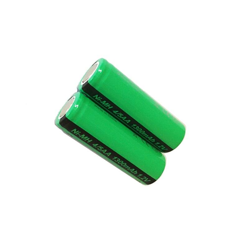 4 x pkcell 4/5aa ni mh батарея 12 v 1300mah nimh аккумуляторная