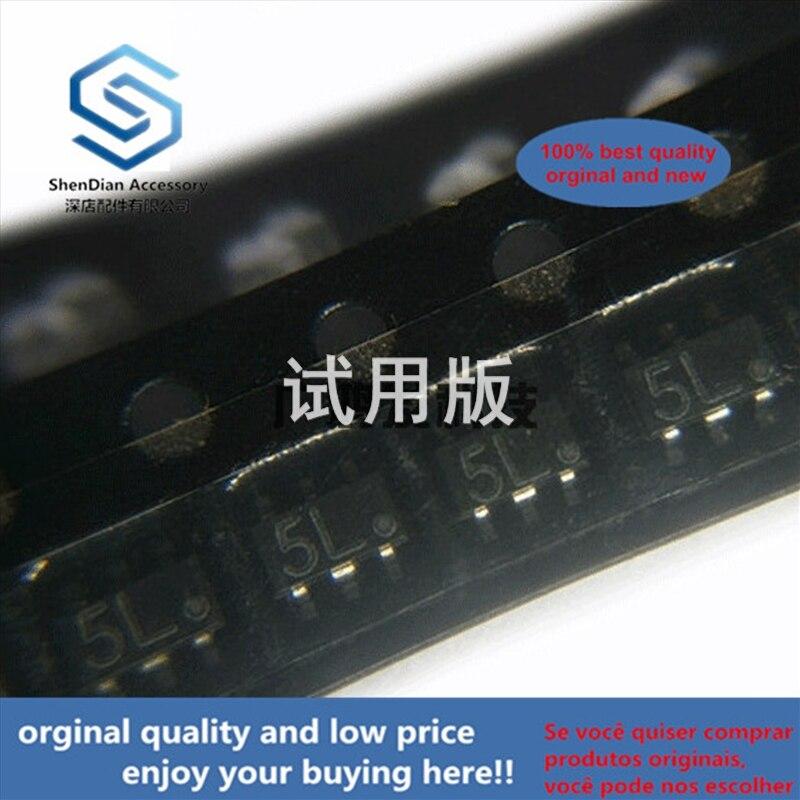 10pcs 100% Orginal New XN5501 Double NPN Composite Triode Patch SOT-163 23-6
