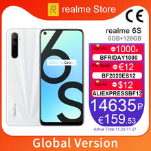Realme Helio G90t 128GB 6GB GSM/WCDMA/LTE NFC Adaptive Fast Charge Bluetooth 5.0 Octa Core