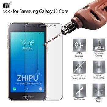Перейти на Алиэкспресс и купить Закаленное стекло для samsung Galaxy J2 Core, Защитная пленка для samsung Galaxy J2 Core 2020 5,0, стекло