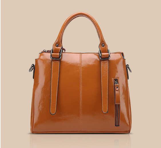 100% جلد طبيعي 2019 النساء حقائب بالجملة جديد حقيبة جلدية و حقيبة يد Crossbody حقيبة سيدة انفجار
