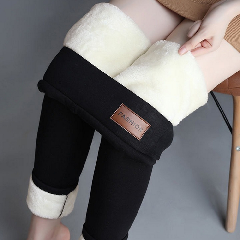 Warm Women Pants Winter Skinny Thick Velvet Fleece Leggins Trousers For Women Pants Cold resistant Plus Velvet Female Leggings|Leggings| - AliExpress