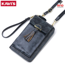 Purses Shoulder-Bags KAVIS Wallets Crossbody-Bag Phone Women Summer New-Fashion Ladies