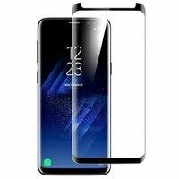 Protector Pantalla Samsung Galaxy S9 + Plus Cristal Templado Curvo 3D Negro Pro