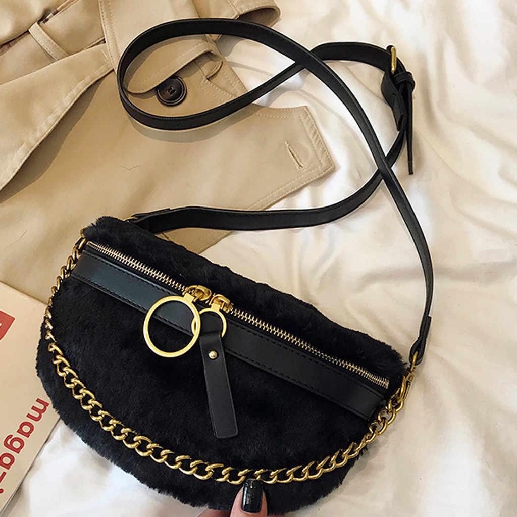 2020 neue frauen Schulter Tasche Handy Tasche Mode Einfache Solide Kette Schulter Messenger Tasche Taille Tasche Bolsas Feminina #38