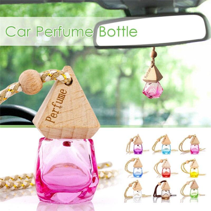 6 мл освежитель воздуха ароматизатор для авто освежитель воздуха для автомобиля духи оригинальный импортер пустая подвесная стеклянная бу...