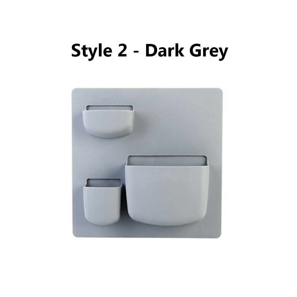 Household Adhesive Wall Shelving Shower Shelf Bathroom Shampoo Shower Shelf Holder Kitchen Storage Rack Organizer
