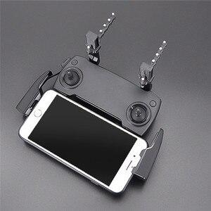 Image 1 - 2pcs Remote Controller Signal Booster Antenna Range Extender Amplifier for DJI Mavic 2 Mini Drone Accessories