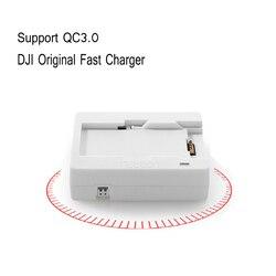 Adaptador de montaje de carga de la batería SPARK para DJI Spark USB cargador de coche batería inteligente Base de carga del coche