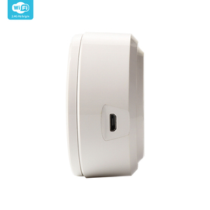 Image 5 - ניאו אלחוטי WiFi USB סירנה אזעקת חיישן קול ואור סירנה חיישן בית חכם חיים