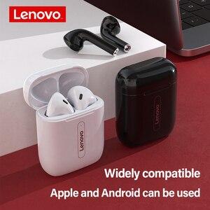 Lenovo X9 TWS true Wireless Bluetooth 5.0 Earphone Touch Control Earphones Stereo HD talking 300mAh battery HE 05