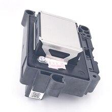 Cabezal de impresión DX7 Original de 100%, cabezal de impresión F196000 bloqueado 3nd, Compatible con EPSON 3890 3880 3885 P600