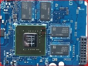 Image 5 - CN 0VFD5V VFD5V для Dell Inspiron 5458 5558 материнская плата для ноутбука AAL10 LA B843P REV: 1,0 (A00) SR23W I7 5500U материнская плата с портом HDMI