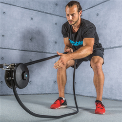 Pull Rope Fitness Rope Training  Endless Rope Trainer Training Endless Rope Fitness Rope Machine fitness gym equipment exercise