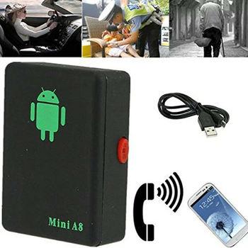Mini Spy Bug Room Remote Voice Surveillance GSM Listening Box Device Sim Slot UK GPS Positioning Accuracy 10m 1