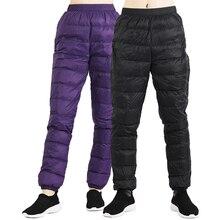 TECTOP, зимние, женские, мужские, мягкие, пуховые штаны, ветрозащитные, для спорта на открытом воздухе, кемпинга, туризма, лыжного спорта, треккинга, дышащие, мужские брюки VA677
