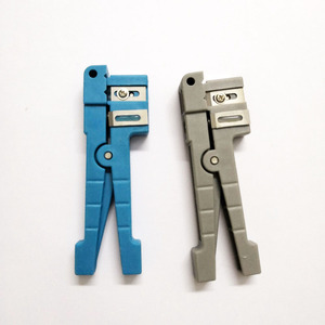Image 2 - Бесплатная доставка 45 162 и 45 163 идеальный инструмент для зачистки оптоволоконного коаксиального кабеля
