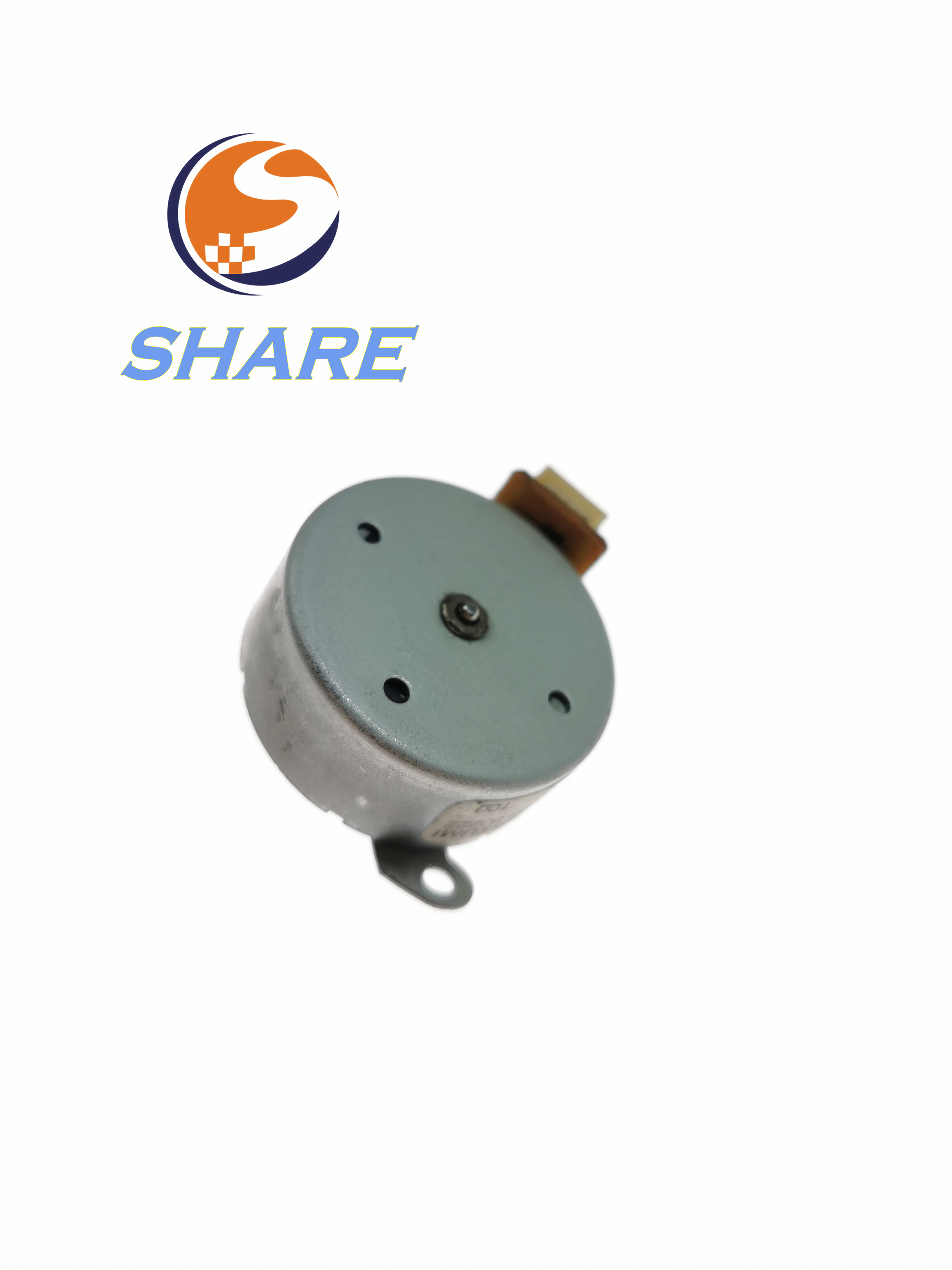 SHARE WORKING Q3948-60186 Q3066-60222 C6747-60005 Scanner Stepping Motor For HP CLJ2820 2830 2840 3390 3392 M2727 M1522 CM2320