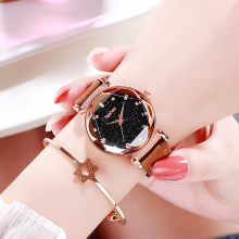 Fashion New Women Watch Red Leather Band Quartz Wristwatch Lady Watches Girl Wrist Clock Reloj Mujer Drop Shipping fashion women watches clock star moon meteor series lady wristwatch leather band analog watch female dress watch reloj mujer
