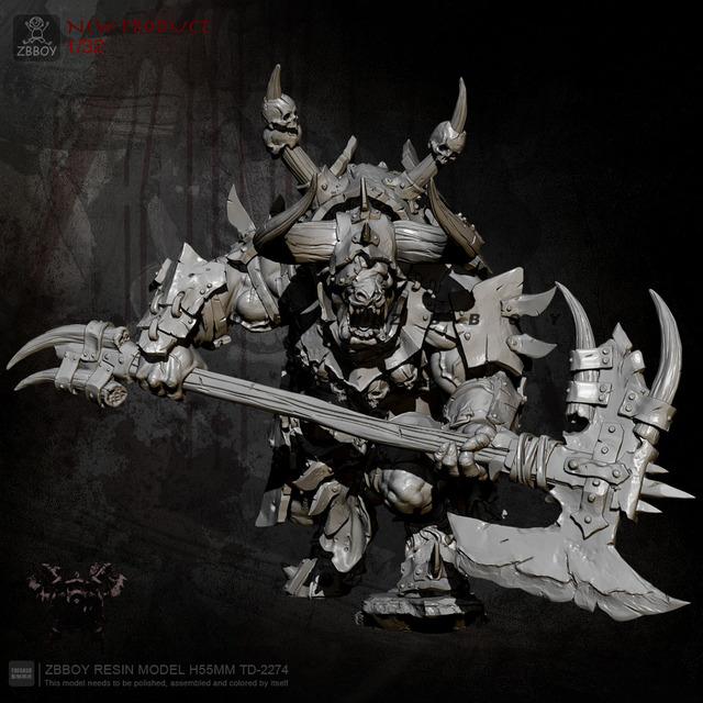 Beastmaster 55MM.