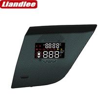 Liandlee Car Head Up Display HUD For Toyota HighLander 2018~2019 HD Projector Screen Overspeed Alert Alarm Detector