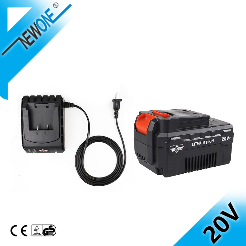 20V Lithium Battery For NEWONE And HEPHAESTUS  Power Tools Rechargeable Drill For Cordless Screwdriver Battery Electric Drill